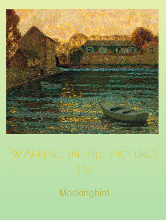 Walking in the pictures IV.cover01green.700