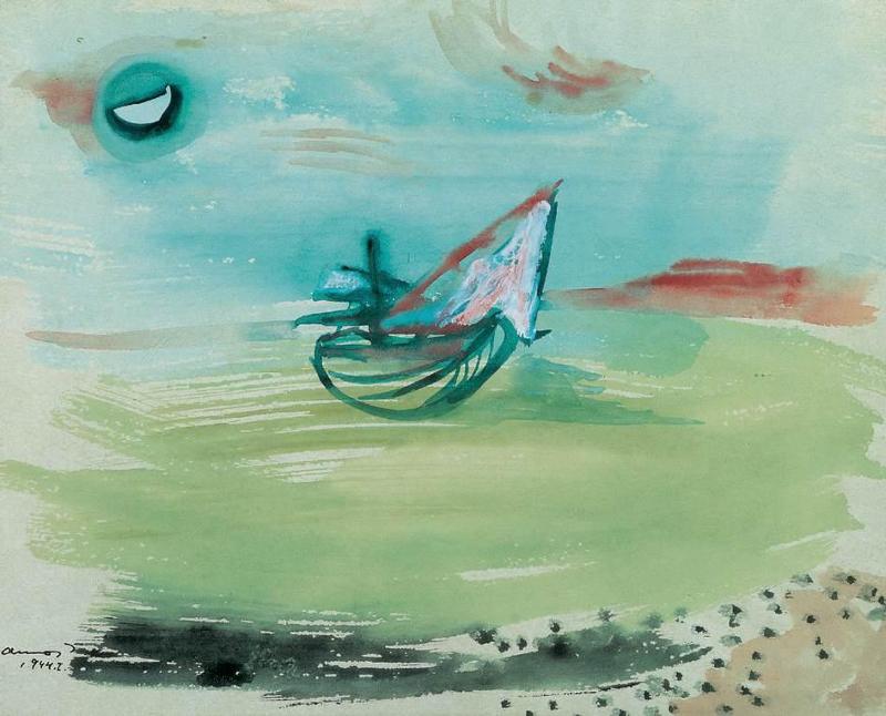 Amos Imre - Little Boat 1944.800