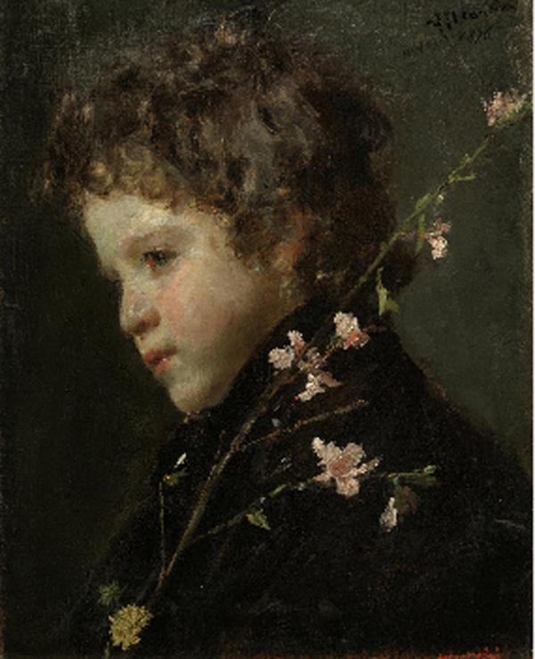 Antonio_Mancini(1852~1930) 600
