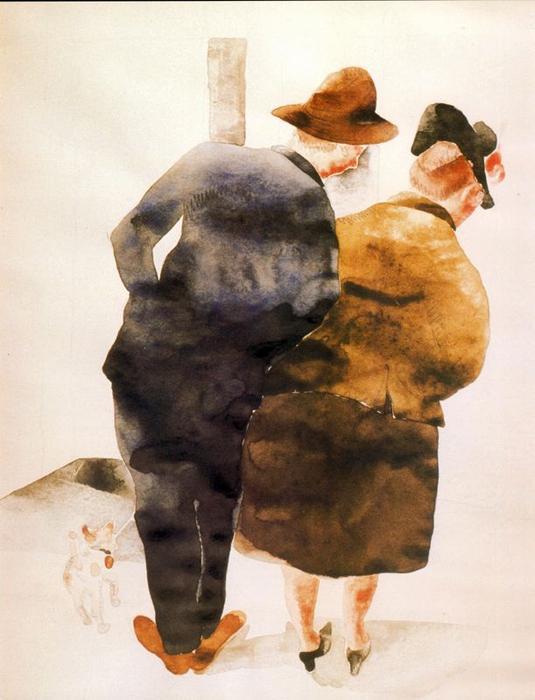Charles Demuth (1883-1935) American painter
