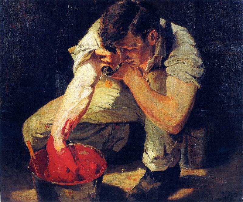 Mathias J Alten (1871~1938) American 800