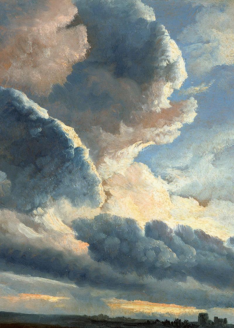 Simon Clement Denis (1755-1813) Belgian painter