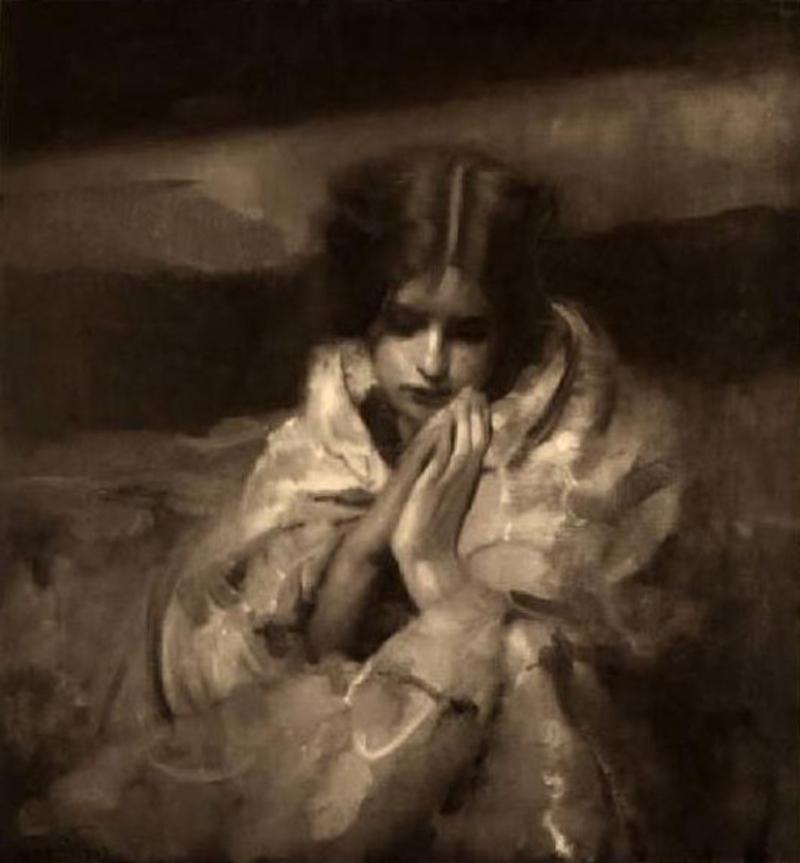 Ambrogio Alciati (1878 – 1929) -Madonna-800